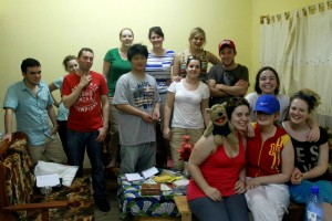Volunteering the DIT way